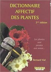 Dictionnaire affectif des plantes