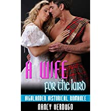A Wife for the Laird: Highlander Historical Romance (English Edition)