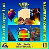 Naturwissenschaften, Arbeitsbl�tter Sekundarstufe I. 1 CD-ROM Bild