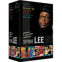 coffret 7 dvd spike lee : crooklyn / mo'better blues / do the right thing / jungle fever / clocker's / summer of sam / he got game