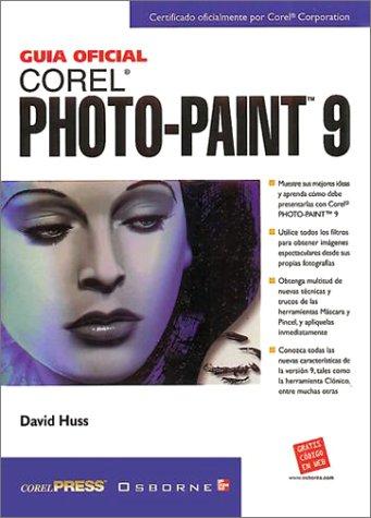 Corel photo-paint 9 guia oficial por David Huss