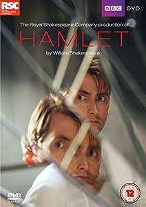 Hamlet (David Tennant) [Import anglais]