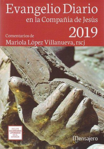 Evangelio Ddiario 2019. En la compañía de Jesús por Mariola López Villanueva