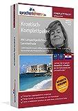 Kroatisch-Komplettpaket mit Langzeitgedächtnis-Lernmethode von Sprachenlernen24. Intensivkurs:...
