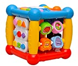 #8: Toyshine Educational Multi-learning Cube, Numbers, Shapes, Colors, Letters and Much More