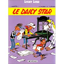 Lucky Luke, tome 23 : Le Daily Star