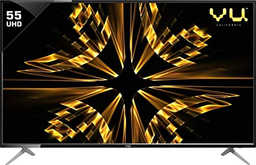 VU 138 cm (55 Inches) Ultra HD LED Smart TV 55UH7545 Ultra HD (4K) Smart LED TV (silver)
