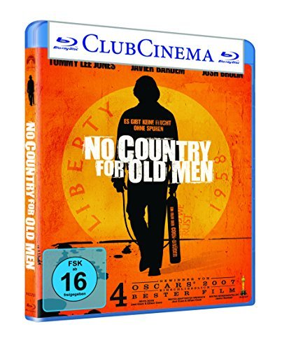 Preisvergleich Produktbild No Country For Old Men [Blu-ray]