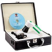 Alta resolución cámara CCD USB iriscope–Ocular diagnóstico con lente de iris 12MP HD 30x y software de análisis sin piloto (12MP) por Emperor of Gadgets