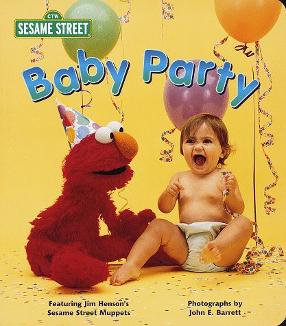 Baby Party (Sesame Street Muppets and Babies Board Books)
