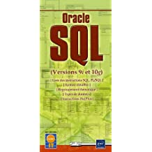 Oracle SQL : Versions 9i et 10g