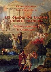 Les Grades de sagesse du rite français