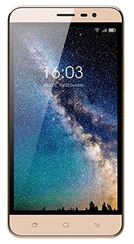 Hisense HS-F23 4G 16GB Oro - Smartphone (14 cm (5.5'), 1280 x 720 Pixeles,...