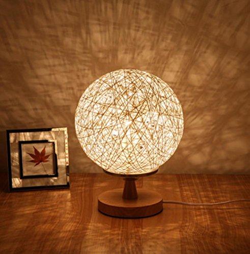 rnbedienung Schalter Lampe Europäische kreative Massivholz Pferd Tischlampe Wohnzimmer Studie Schlafzimmer Nachttisch Lampe LED bunte Fernbedienung Auge Licht Nacht Licht , 2 (Schwarze Und Weiße Kunststoff Tisch Deckt)