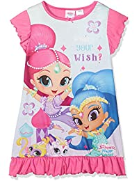 Shimmer And Shine What's Your Wish', Camisón para Niñas