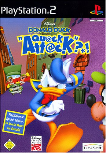 Donald Duck: Quack Attack gebraucht kaufen  Wird an jeden Ort in Deutschland