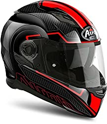 Airoh Motorrad Helme Movement, Red, Größe L