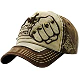 Enjocho Style Cotton Baseball Cap Snapback Hip Hop Flat Hat