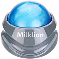 Milklion Massage Roller Ball, Tight and Sore Muscles Relief Massager, Alleviating Shoulder, Arms, Back, Abdomen, Legs, Calves, Foot or Muscle Tension
