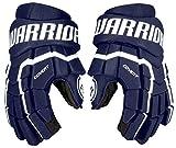 Warrior Covert QRL5 Handschuhe Senior, Größe:15 Zoll;Farbe:schwarz/rot/weiß