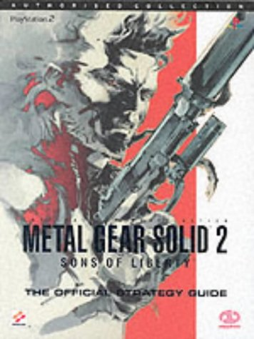 Metal Gear Solid 2: The Official Strategy