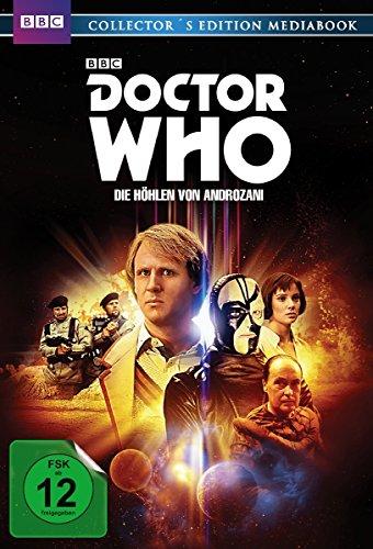 Fünfter Doktor: Die Höhlen von Androzani (2 DVDs / Mediabook)