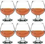 Brandy-/ Cognacschwenker - 390 ml - Set mit 6 Gläsern