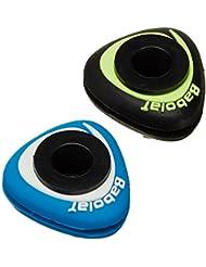 Babolat Sonic Damp X2 Amortiguador de vibración de Tenis, Unisex Adulto, Azul/Naranja