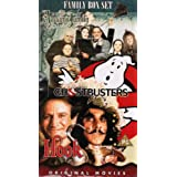 Family Box Set: The Addams Family - Ghostbusters - Hook