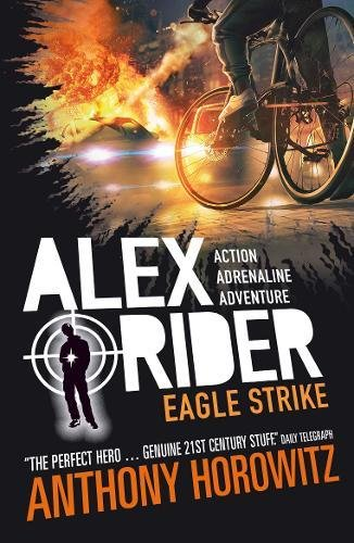 Alex Rider 4. Eagle Strike
