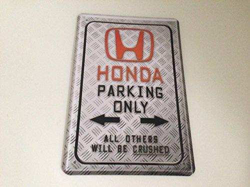 honda-parking-only-blechschild-20x30-cm-parkplatz-garage-carport-schild-20