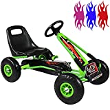 Best Go Karts - RIP-X Pedal Racing GO KART - Adjustable seat Review