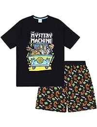 82fcfc9d3d Scooby Doo - Pijama Corto de Shaggy para Hombre - Producto Oficial