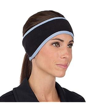 TrailHeads Goodbye Girl Ponytail Headband (Women's) - black/true blue