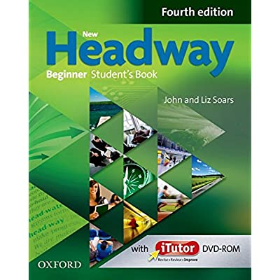 New Headway Beginner : Student's Book (1DVD)