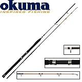 Okuma Classic UFR Trolling 210cm 12-25lbs - Schlepprute Zum Trolling auf Meerforelle, Lachs & Dorsch, Trollingrute, Schleppangel