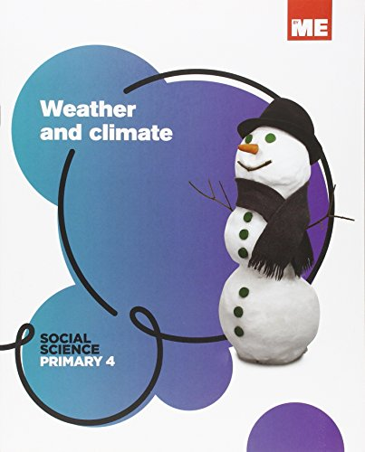 Social Science Modular 4 Weather and climate (CC. Sociales Nivel 4) - 9788416483099 por Aa.Vv.
