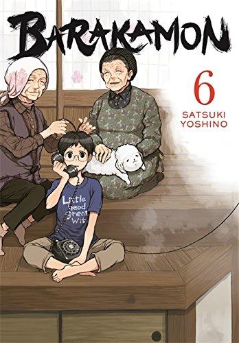 Barakamon, Vol. 6 por Satsuki Yoshino