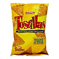 Jack N Jill Tostillas Chips Nacho Cheese, 72 g
