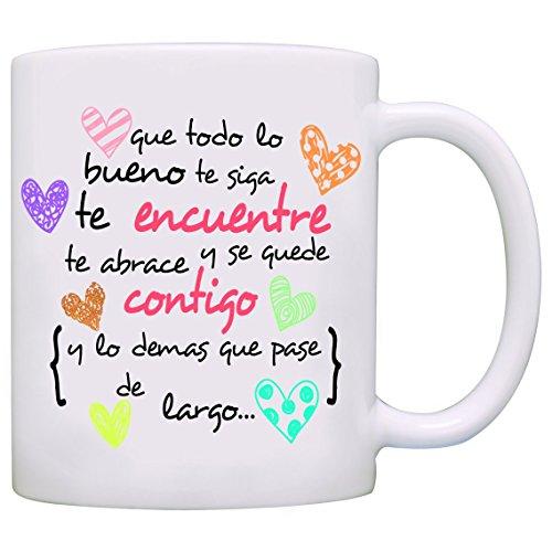 Tazas Desayuno Originales Con Frases Motivacionales Mugffins Tazas Con Frases Y Mensajes Alegres