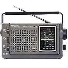 XHD® TECSUN GR-168 FM/MW/SW1-2 Hand Crank Emergency Radio (GR-168)