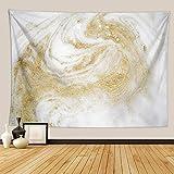mmzki Marmor Textur Tapisserie Hintergrund Wandbehang Strandtuch FGT6040 150 * 230cm