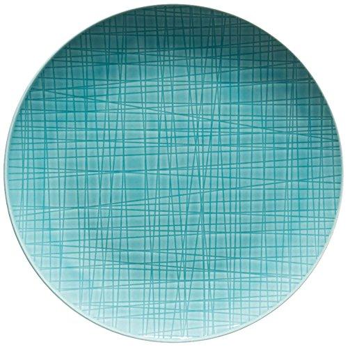 Rosenthal - Mesh Colours Aqua - Blau - Türkis - Teller flach Ø 21 cm