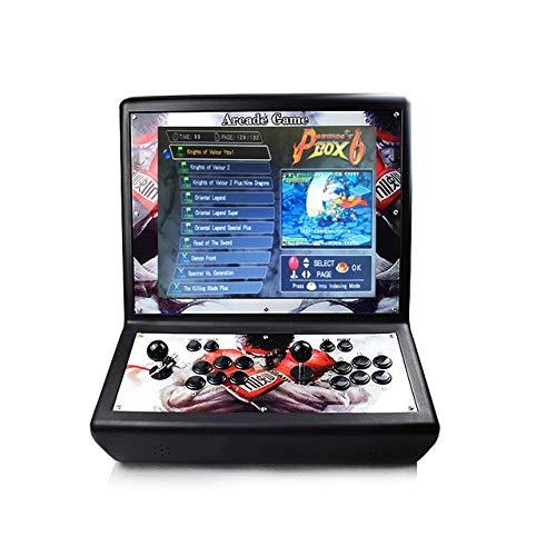 Theoutlettablet@ - Consola Bartop Retro Maquina Arcade Video Gamepad c