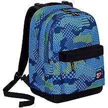 44831ad16d Zaino SEVEN - THE DOUBLE PRO XXL - Blu - Verde - 30 LT schienale compatibile