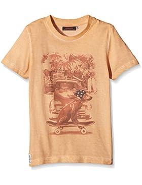 Catimini Jungen T-Shirt Chlgg-urban Global M G/l