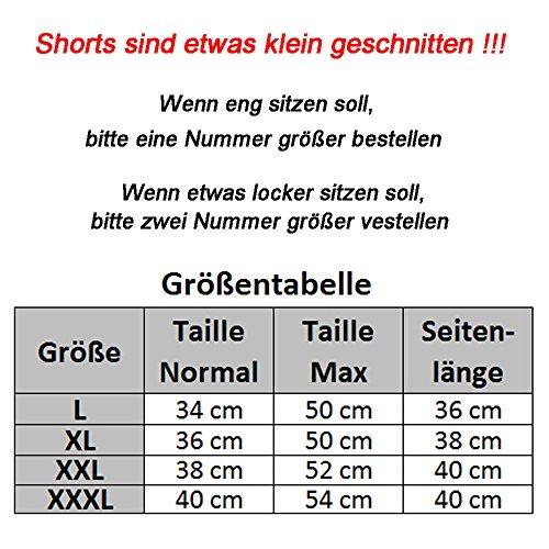 4/Confezione da 10l & K–Boxer da uomo webbo xers pantaloncini a quadri 1401 Confezione da 10