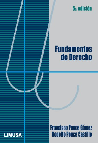 Fundamentos De Derecho/Fundamentalism of Rights por Francisco Ponce