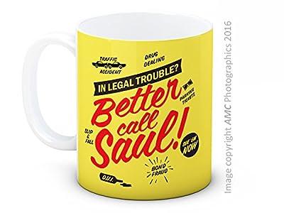 Better Call Saul–Breaking Bad–de haute qualité tasse à thé café