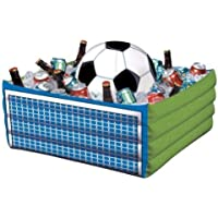 Football (Soccer) Inflatable Cooler